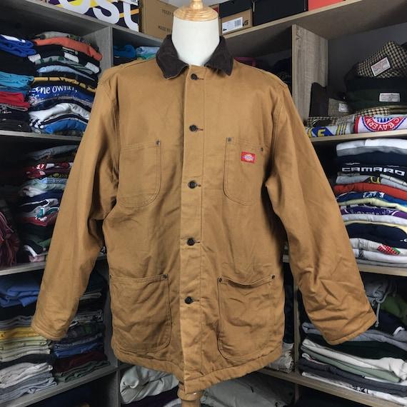 Vintage Rare Dickies Work Wear Jacket