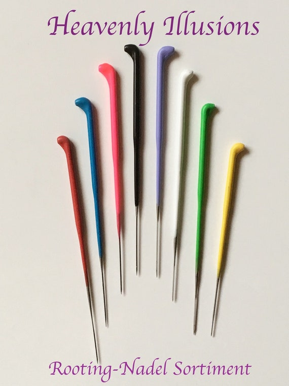 Reborn Doll Ultra Rooting Needles 40 g 6 Barb ~ REBORN DOLL SUPPLIES
