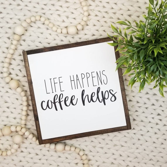 But First Coffee signfunny coffee signsFunny Kitchen Office signsCoffee