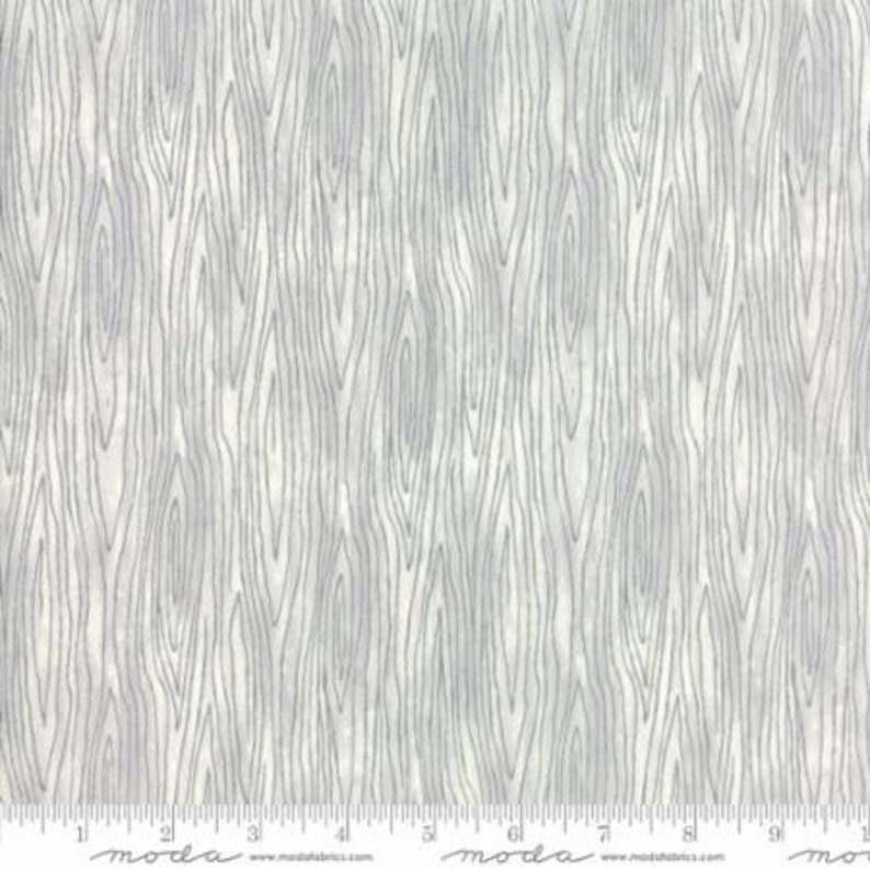 Grey and White Buffalo Check plaid Hearthside Holiday Christmas fabric by the yard Deb Strain 19836 11 Slate Grey