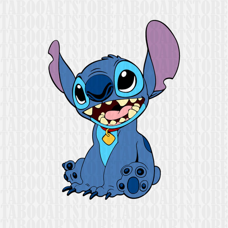 Svg Lilo Stitch Svg Lilo Stitch Clipart Lilo Stitch Eps Etsy