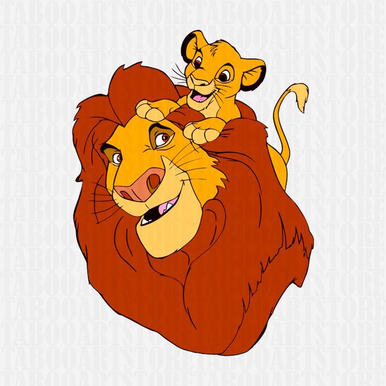 15 Offlion Cut File Lion Svg Silhouette Cut File Lion Etsy
