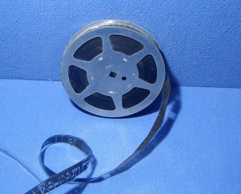 Vintage 16mm Film Soviet film Old film USSR Movie Ephemeral