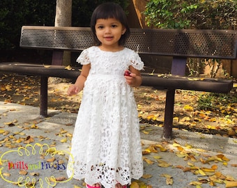 87c8bf923c0 Infant flower girl dress