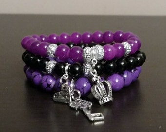 Purple Stack