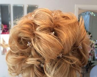 cd32f2f141420 Crystal hair pins