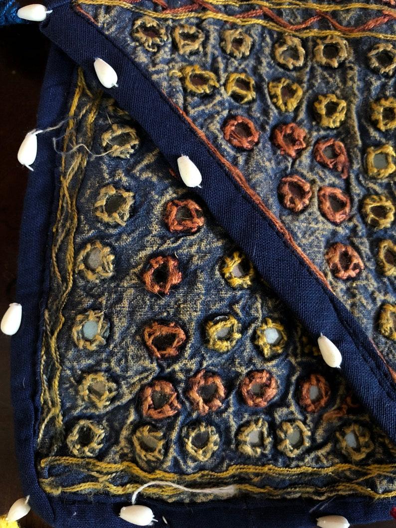 Handmade Indian Rajasthani Handbag Purse Tote Shoulderbag