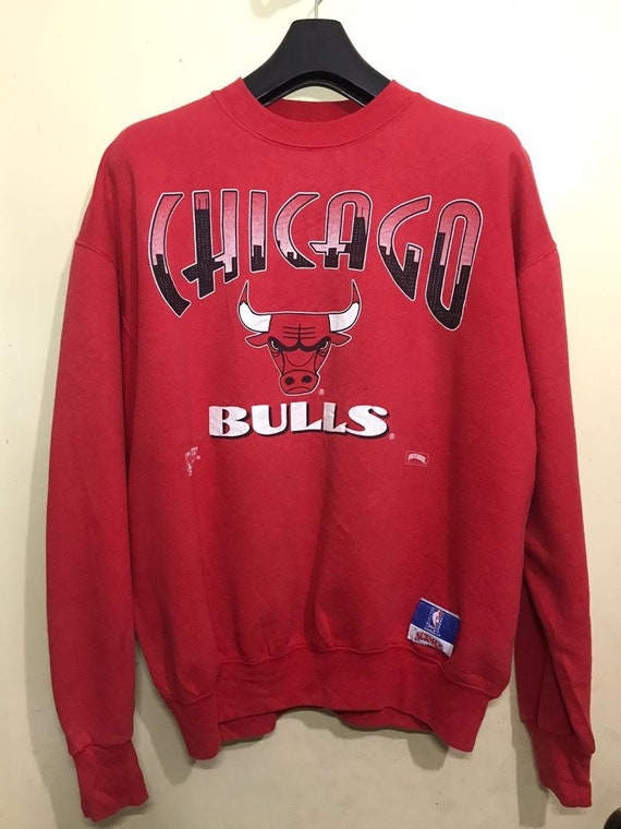 Chicago bulls vintage nutmeg