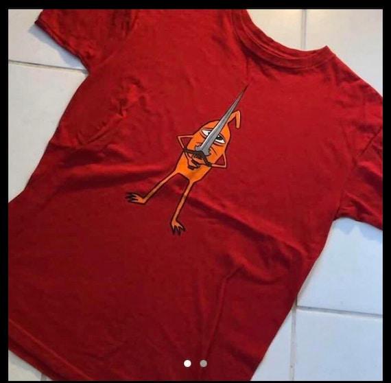 Toy machine skateboarding tshirt