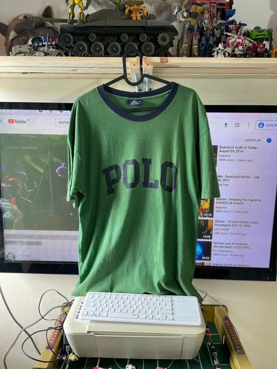 Polo vintage tshirt