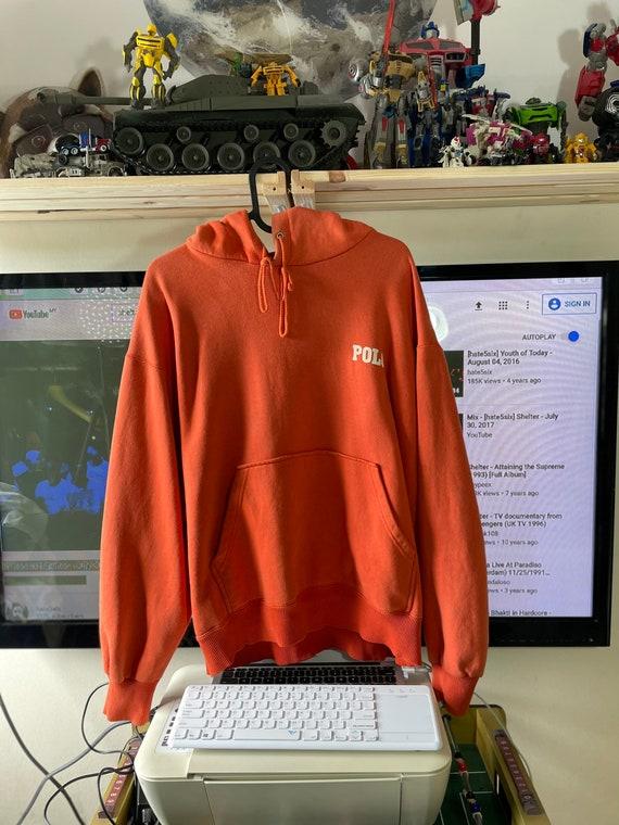 Polo vintage hoodie