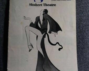 Shine It On Liza Minnelli vintage stagebill Chicago 70s