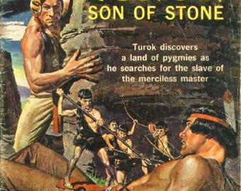 Turok, Son Of Stone Comics & Korak, Son Of Tarzan Comics on DVD