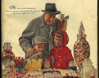 Sears Christmas Catalogs #7 on USB Format