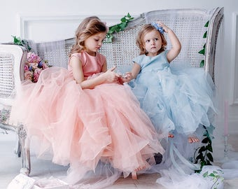 Little Girl Party Dress