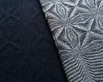 Traditional hand towel Snowflake