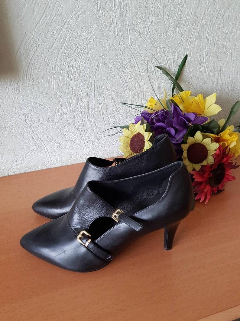 df9be7dd7d193 KIOMI Natural Leather Women's Pumps Size 9,5us/7uk/41eu