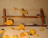 Hand saw,bowsaw, vintage saw, rare saw, handmade