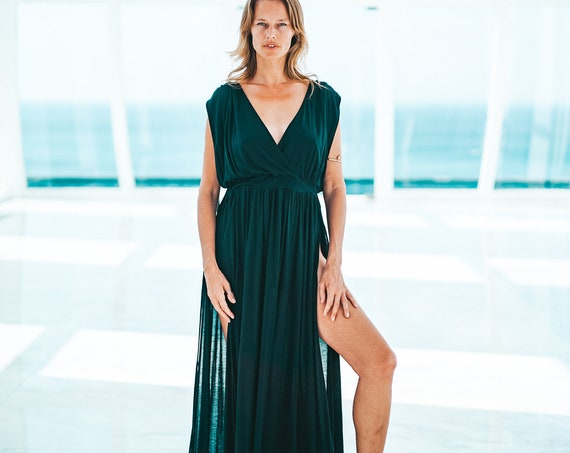 Greek Goddess Pure Bamboo Dress