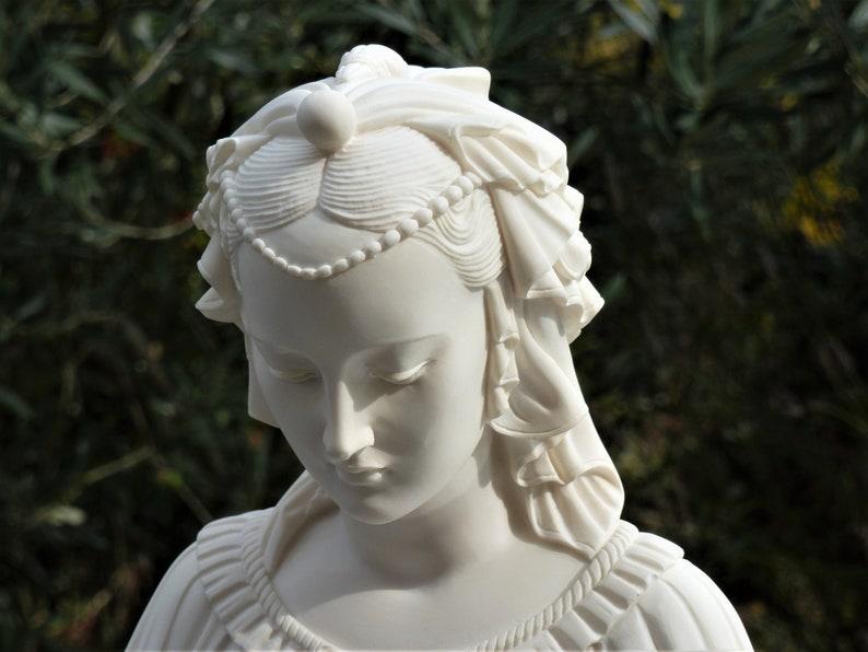 De MariaBuste CollectionCollections Et Statue FemmeFéminineDécoration D'intérieurArts AlbâtreGiannelli Angelica lKuJ5c1TF3