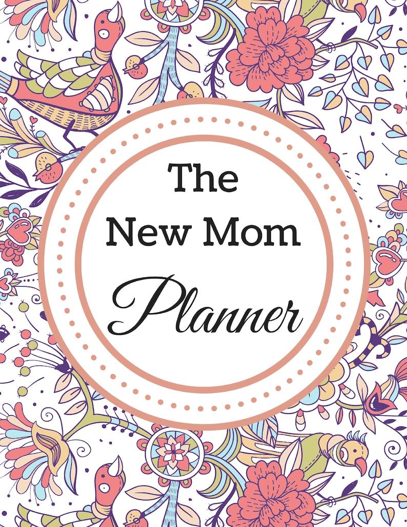 New Mom Planner image 0