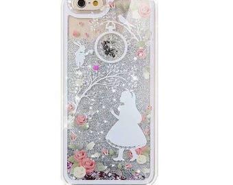 Liquid Glitter Stars Bling Sparkle Moving Latest Design Case Cover For iPhone  4 7920fae5e851