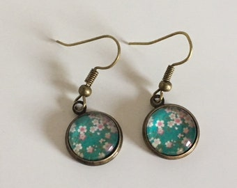 Nice earrings like gift but also for yourself
