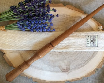 Koa Wand, Magic Wand, Wizard Wand, Wiccan Wand, Wooden Wand, Wood Wand