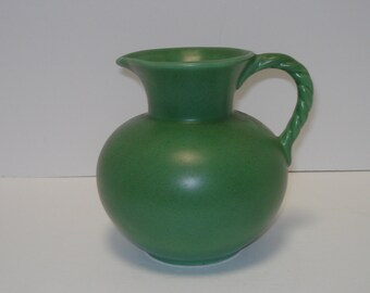 Royal Haeger Arts and Crafts Pitcher, #RG 28