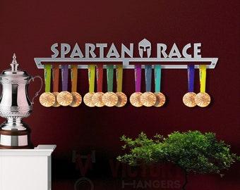 a4b66792f286 SPARTAN RACE Medal Hanger Display