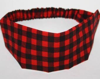 Tile pattern head band