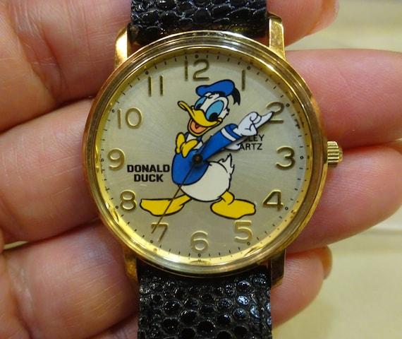 Bradley Donald Duck Watch/ 1960s Donald Duck Watch