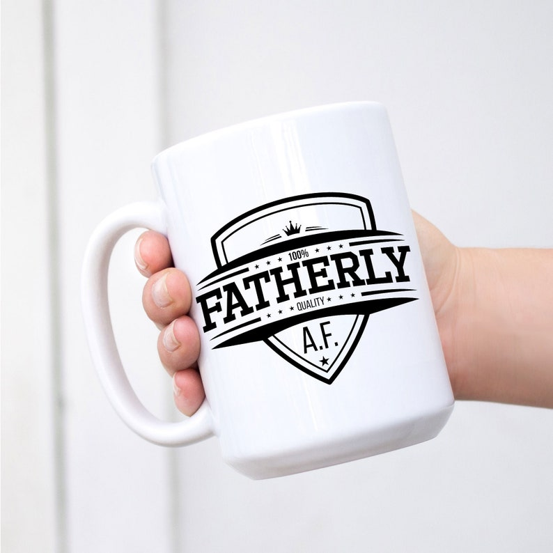 Fatherly AF Christmas Gift For Dad Funny