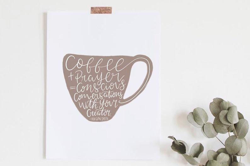 photograph about Printable Coffee Mugs named 8x10 Electronic Printable: \