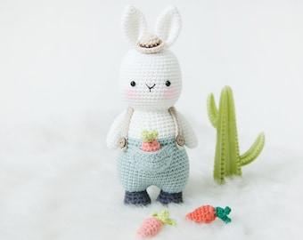 crochet pattern-Bunny(PDF/ENG/KOR)