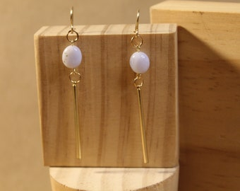 The Iris Earrings