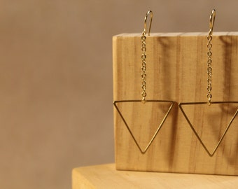 The Artemis Earrings