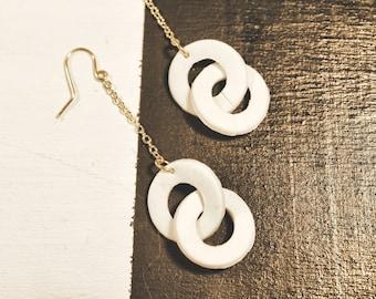 The Francis Earrings