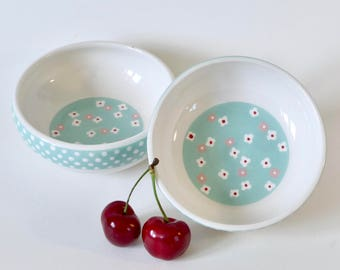 Turquoise Oddments - dish - ceramic Cup