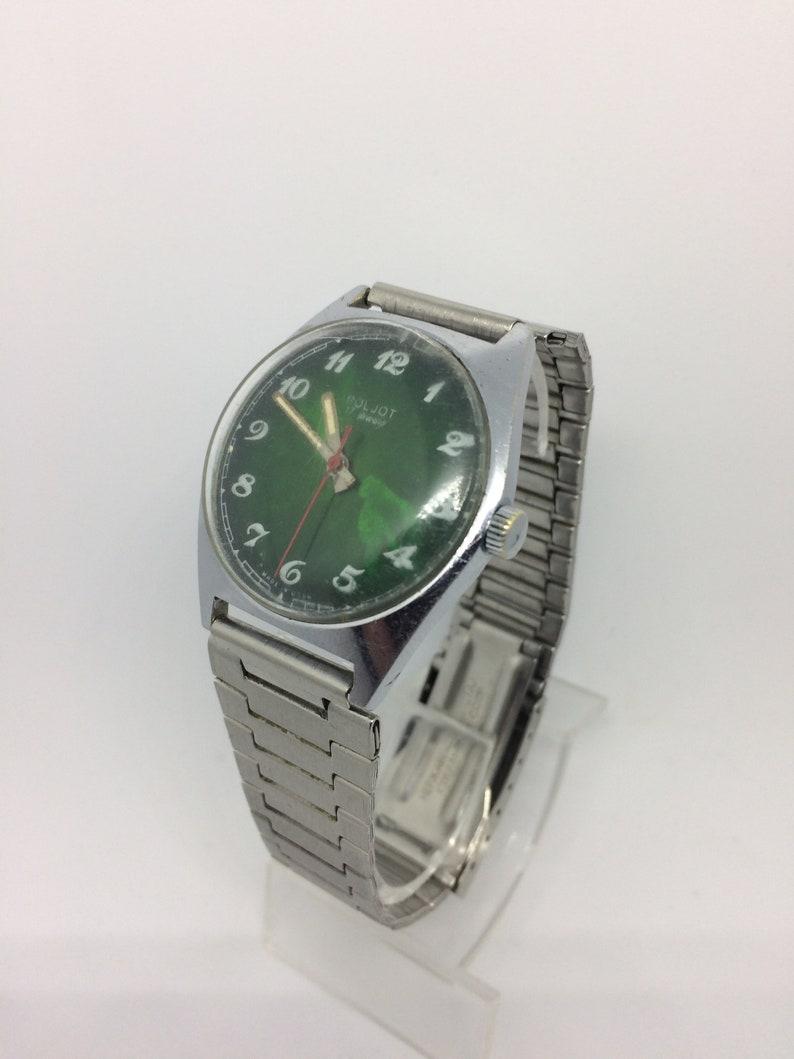 Sowjetische Uhr Poljot Uhr Geschenk Für Ihn Mens Uhr Mechanische Uhr Uhr Rale Uhr Antique Uhr Wristwatch Geschenk Für Freund Udssr