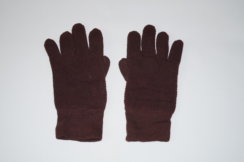 6bc7300e84 Warm gloves Retro gloves Old gloves Soviet gloves Made in ussr Soviet era  Wool gloves Winter gloves Russian gloves Soviet winter gloves USSR