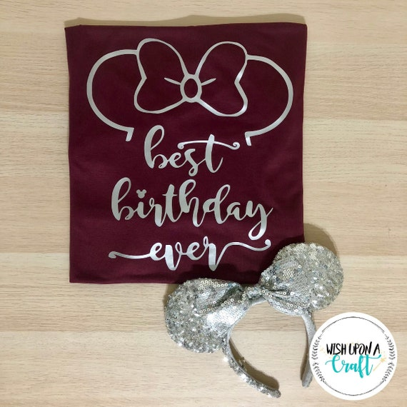 Best Birthday Ever Girl Happy