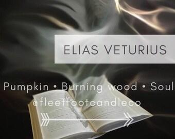 Elias Veturius 8oz candle