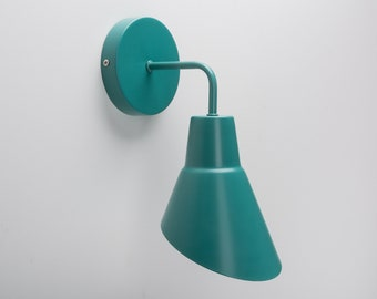Plug In Wall Sconce Etsy