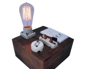Steampunk Lamp
