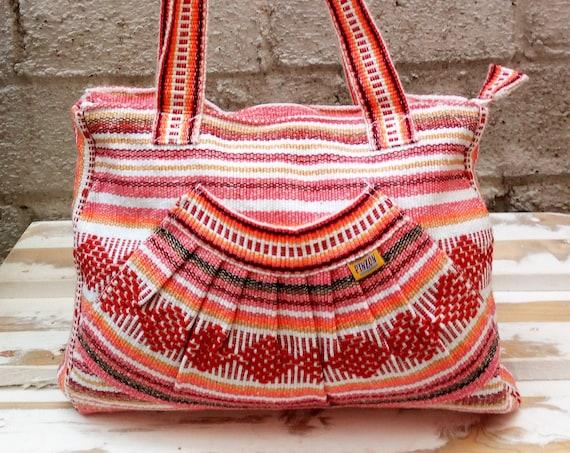 Purse, Hobo bag, Boho chic, Bolso, morral mexicano, bolsa tradicional, bolso oaxaca