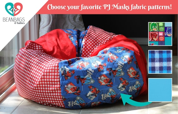 Phenomenal Custom Pj Masks Bean Bag Chair Cover Readers Nest Bean Bag Chair Cover Only Beanbag Chair Stuffed Animal Storage Charity Andrewgaddart Wooden Chair Designs For Living Room Andrewgaddartcom
