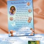 Brug Van De Regenboog Van De Centen Van Hond Hond Rainbow Bridge Gedicht Voor Honden Huisdier Sympathie Kaart Pet Verlies Card Over The Rainbow