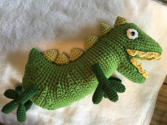Häkeln Peppa Pig Dinosaurier Etsy