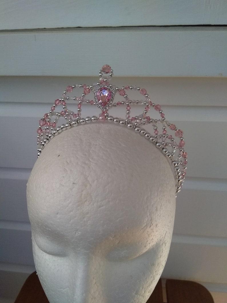 Ballet Headpiece ballet tiara  ballet crown Sleeping Beauty  Nutcracker  Raymonda  Aurora  Sugar Plum Fairy  Queen of the Dryads